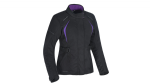 Oxford Dakota 2.0 Ladies Textile Jacket Black Purple